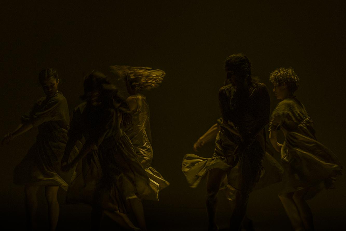 La Phármaco Luz Arcas Compañía de Danza Contemporánea Miserere