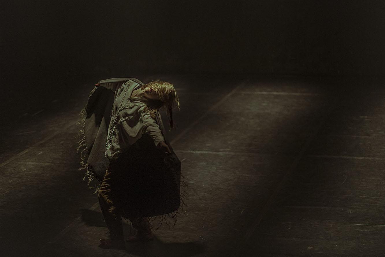 La Phármaco Luz Arcas Compañía de Danza Contemporánea Kaspar Hauser