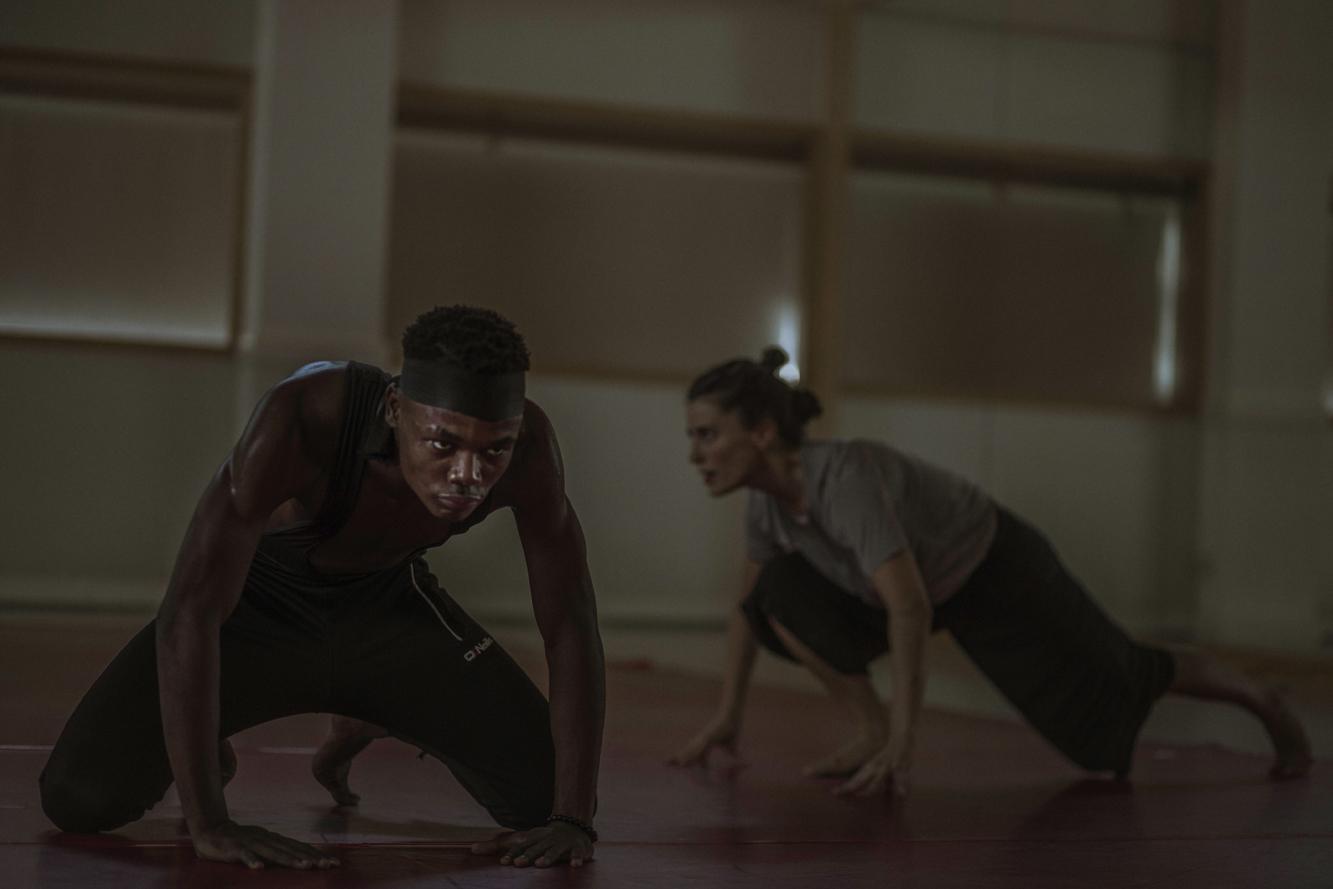 La Phármaco Luz Arcas Compañía de Danza Contemporánea La Domesticación